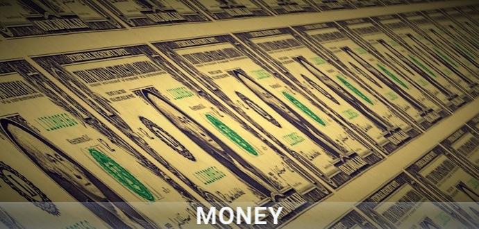 Playlist artwork Money