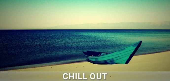 Playlist artwork Chill out // Relaxed
