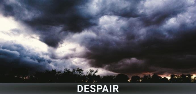 Playlist artwork DESPAIR
