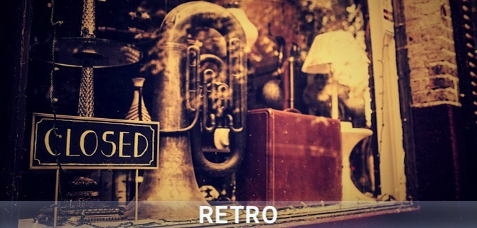 Playlist artwork Retro // Vintage