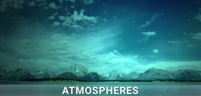 Playlist artwork Atmospheres // Drones
