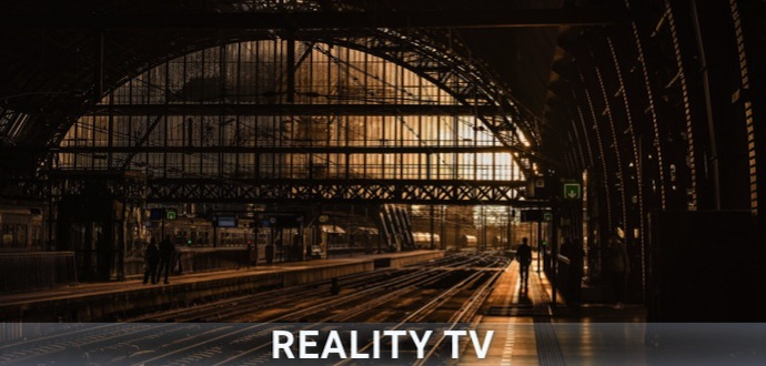 Playlist artwork Reality TV // Reports