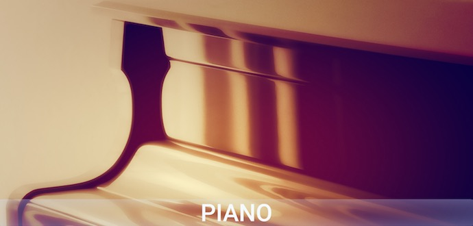 Playlist artwork Piano