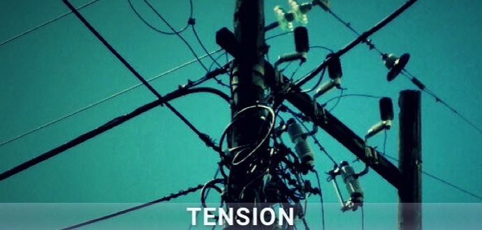 Playlist artwork Tension